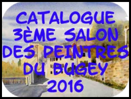 Catalogue 3ème Salon - 2016